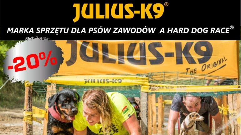 Zniżka na sprzęt Julius-K9